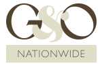 G&O Foods National Delivery Logo
